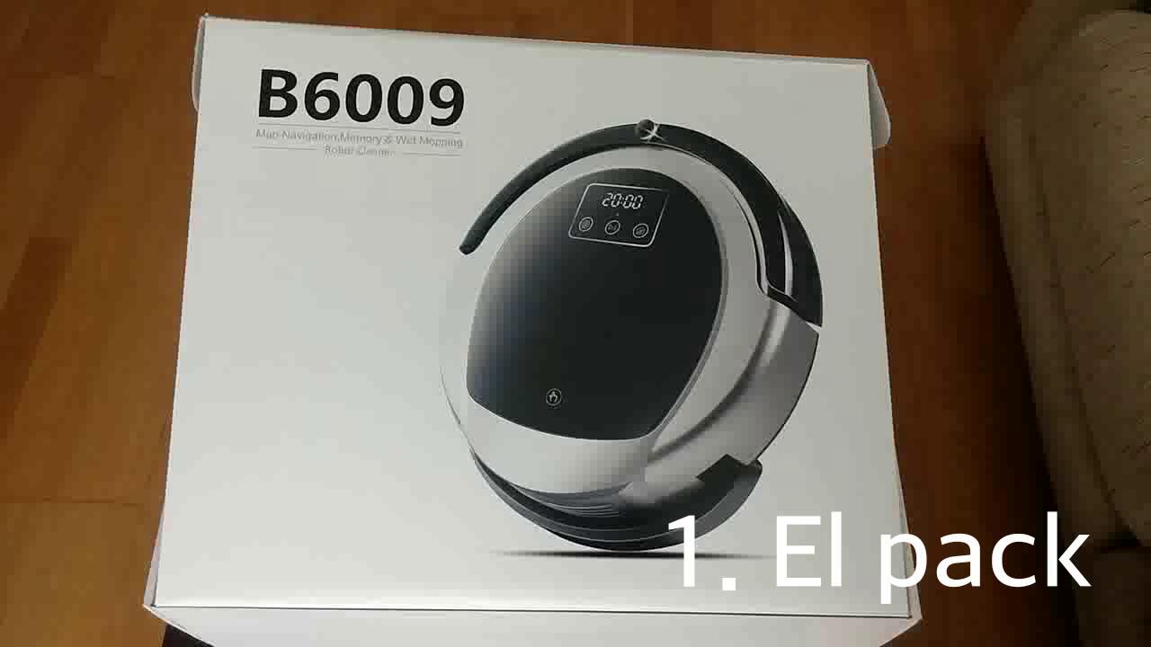 Amazon.es:Opiniones de clientes: Robot Aspirador Liectroux B6009 ...