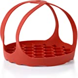 OXO 11249500 Good Grips Pressure Cooker Bakeware Sling, Silicone, Red