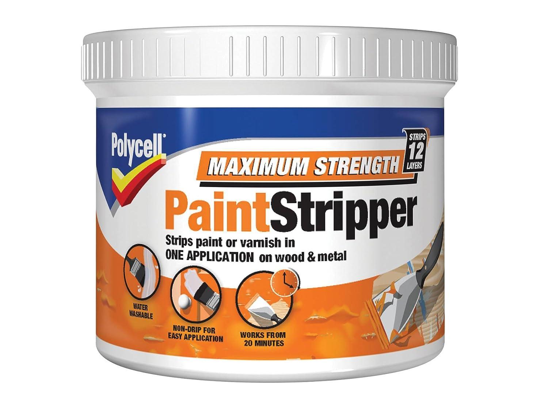 Paint stripper fumes