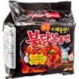 Samyang Spicy Fried Chicken Noodles (Buldalk Bokkeum Myeon) pack of 5