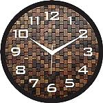 KK Craft Analog Wall Clock for Home