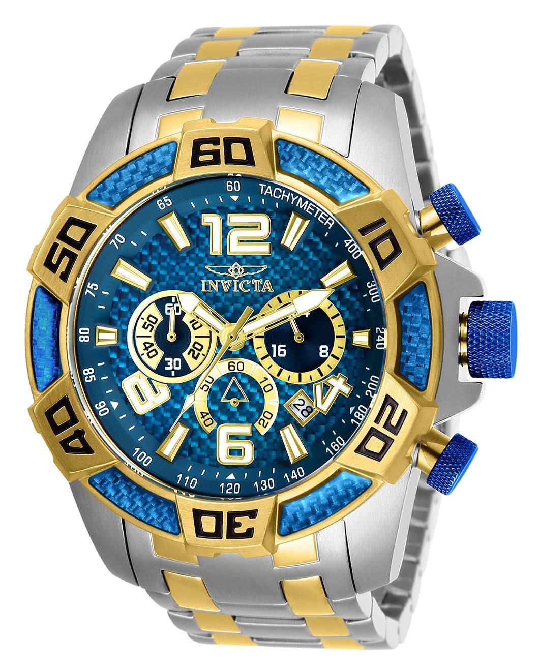 Invicta 25855 Pro Diver SCUBA Reloj para Hombre acero inoxidable Cuarzo