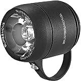 SUPER NOVA Unisex – Erwachsene V521s HBM Frontlicht, Black, 235 Lumen