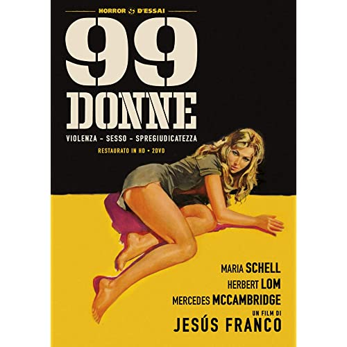 99 Donne (Restaurato In Hd) (2 Dvd) (2 DVD)