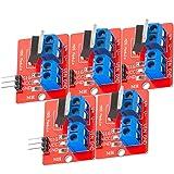 AZDelivery 5 x Módulo de Controlador MOSFET IRF520 con eBook