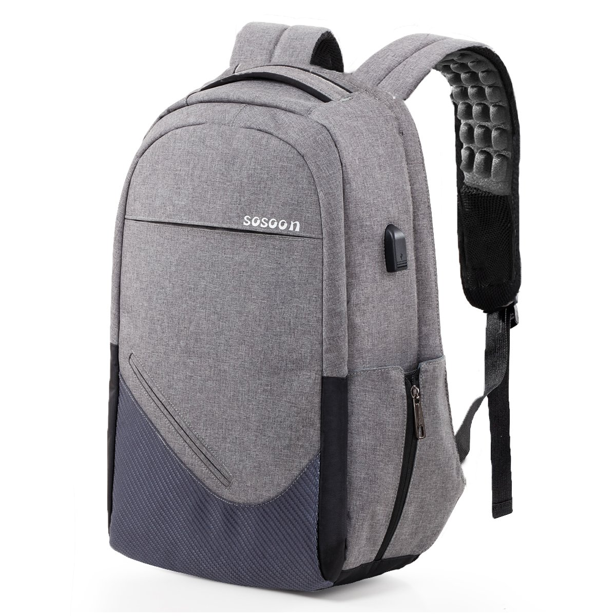 Anti-theft Men Womens Laptop Notebook Backpack