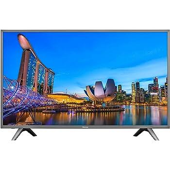 HiSense H 43 N5705-108 cm (43 Zoll) TV (4K Ultra HD, HDR, Smart TV, WLAN, Triple Tuner (DVB T2), USB)