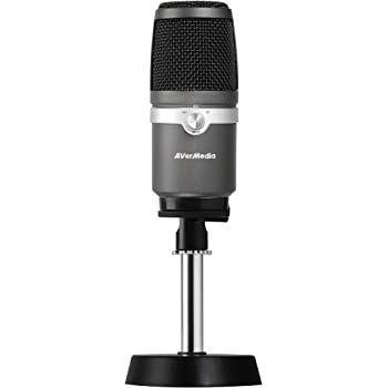 avermedia usb microphone am310 high quality recording microphone computers. Black Bedroom Furniture Sets. Home Design Ideas