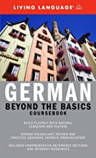 Beyond the Basics: German (Coursebook) (Complete Basic Courses)
