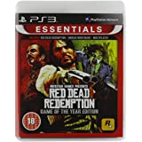 Red Dead Redemption - Game of the Year Essentials Edition - PS3