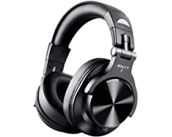 Fire-Boltt Blast 1400 Over -Ear Bluetooth Wireless Headphones with 25H Playtime, Thumping Bass, Lightweight Foldable Compact