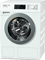 Miele WCE 670 WPS Waschmaschine Frontlader / A+++ / 176 kWh/Jahr / 1400 UpM / 8 kg Schontrommel / Automatische Dosierung / Vorbügel-Funktion für leichteres Bügeln / Startvorwahl