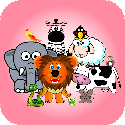 Animals For Kids (3-4 Year Olds)