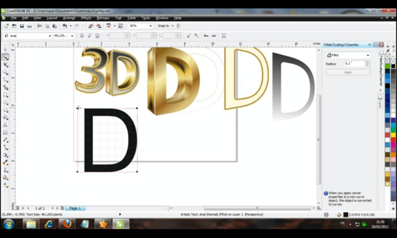 Corel draw app for android