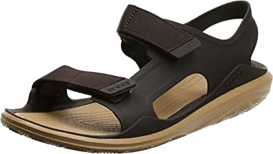 Crocs Men's Swiftwater Expedition Molded Open Toe Sandals