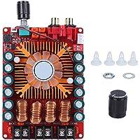 Fafeicy TDA7498E Modulo Scheda Amplificatore Audio Stereo Digitale, BTL Mono 2X160W ad Alta Potenza