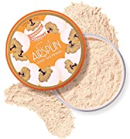 Coty Airspun Loose Face Powder 2.3 oz. Translucent Tone Loose Face Powder, for Setting Makeup or as Foundation, Lightweight,