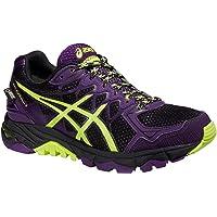 ASICS Gel-Fujitrabuco 4 G-Tx, scarpe da trail running da donna, Nero (Nero ), 43.5 EU