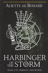 Harbinger of the Storm: Volume 2 (Obsidian and Blood) Paperback