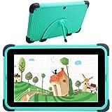 Tablette pour Enfants Android 10 tablettes 32 Go de Stockage 2 Go de RAM, Kidoz pré-installé et contrôle Parental, écran IPS