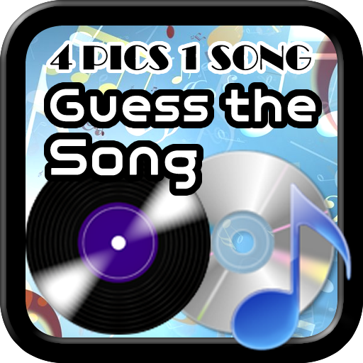 Guess the Song - 4 Pics 1 Song (Pic 4 Song)