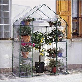 Betty Garden Serra NEW da Terrazzo a 8 Ripiani Spaziosa - Serre per ...