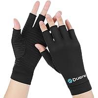 Duerer Guanti da artrite in rame migliori guanti a compressione per uomini e donne RSI Tunnel carpale Guanti a…