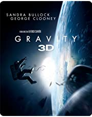 Gravity - Steel Book (3D)
