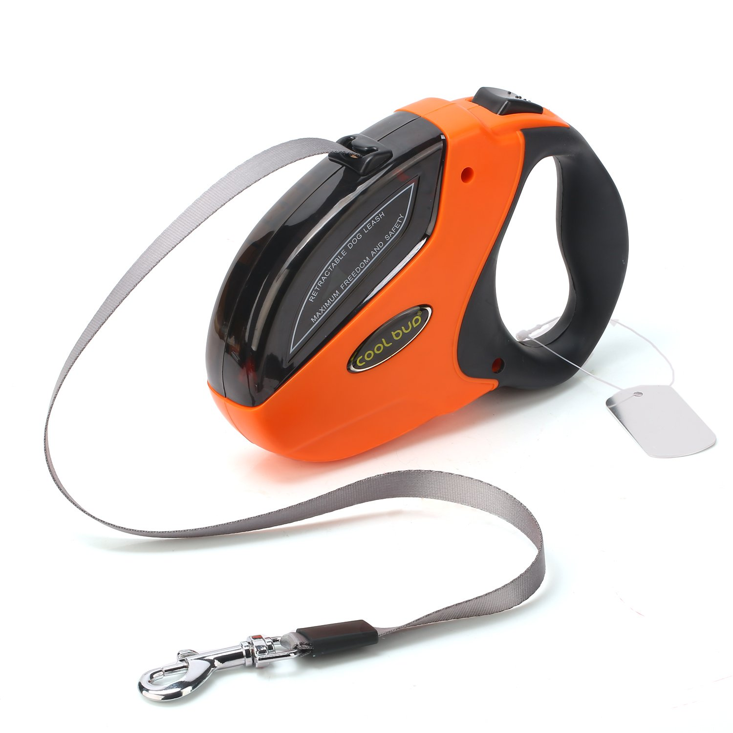 strongest retractable dog leash