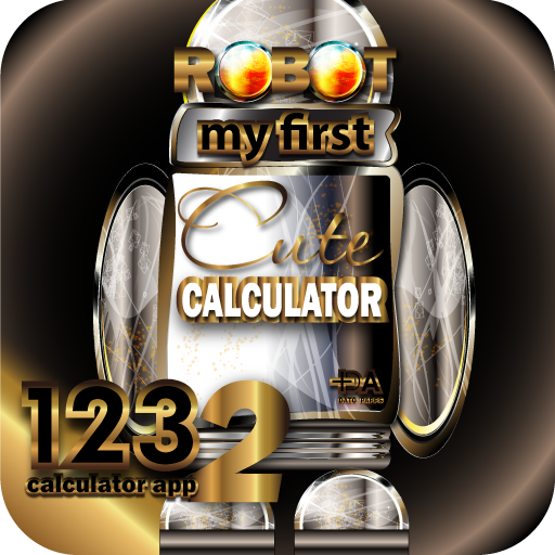 t Cute Talking Robot Calculator - Halloween Gift Idea (KINDLE Fire HD Compatible) ()