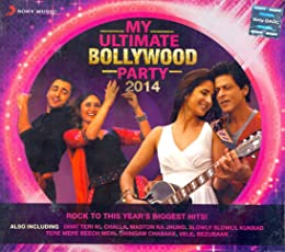 My Ultimate Bollywood Party 2014