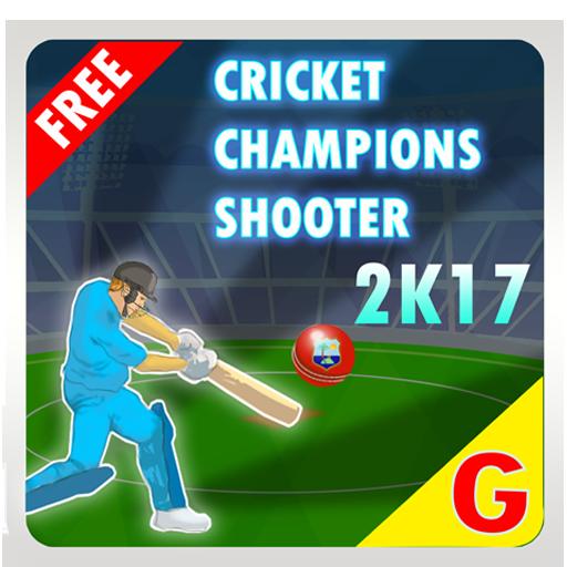 Cricket Champions Shooter 2017