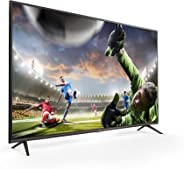 TCL L65P8US 65 Inch Flat Andriod 4K-UHD SMART TV - AI with Google assistant and Chrome Cast Built In - Black