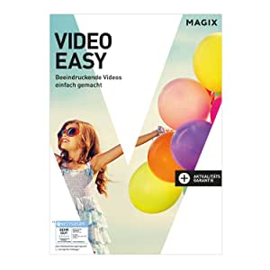 MAGIX Video easy 6 HD [Download]