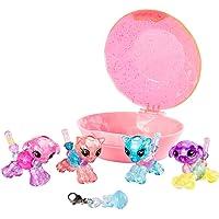 Twisty Petz - 6044224 - Pack de 4 Babies Twisty Petz – Bracelets bijou cadeau animaux magiques – Jouet enfant, Animaux à…