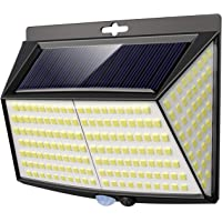 228 LED Lampe Solaire Extérieur,Vighep Lumiere Solaire Exterieur Detecteur de Mouvement led éclairage Solaire Extérieur…
