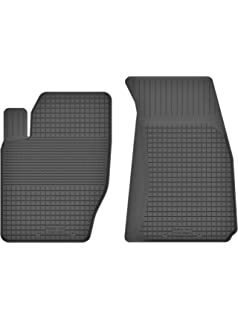 KO-RUBBERMAT 1 St/ück Gummimatte Fu/ßmatte Fahrer geeignet zur OPEL Mokka ideal angepasst Bj. ab 2012