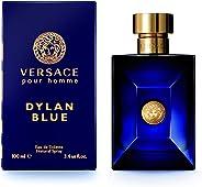 Versace Dylan Blue Eau De Toilette, 100Ml for Men