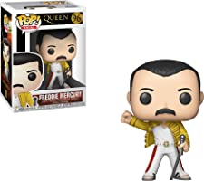Pop! Queen - Figura de Vinilo Freddie Mercury (Wembley 1986)