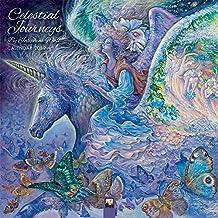 Celestial Journeys by Josephine Wall - Wall Calendar 2019 (Art Calendar)