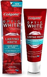 Colgate Optic White Lasting White Whitening Toothpaste, 75ml