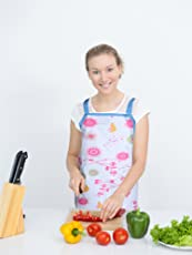 Waterproof Kitchen Apron (Set of 2) - Assorted