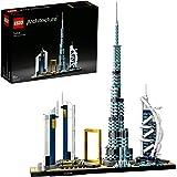 LEGO Architecture Dubai, Collezione Skyline,Set di Edifici da Collezione, 21052
