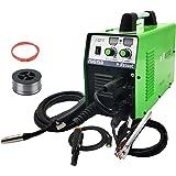 Reboot Soldadora MIG 150A IGBT MIG Gas/No Gas/MMA 230V 3 en 1 Máquina de soldadura inversora de alambre con núcleo de flujo M