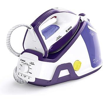Bosch tds6580Serie I 6prohygienic Centro di stiratura, 2.400W, 6.7Bar, con 470G di vapore, tecnologia itemp, modalità Eco, 2400W, 1.3litri, Multicolore