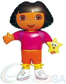 "37/"" Dora The Explorer Shaped Foil Balloon CS51"