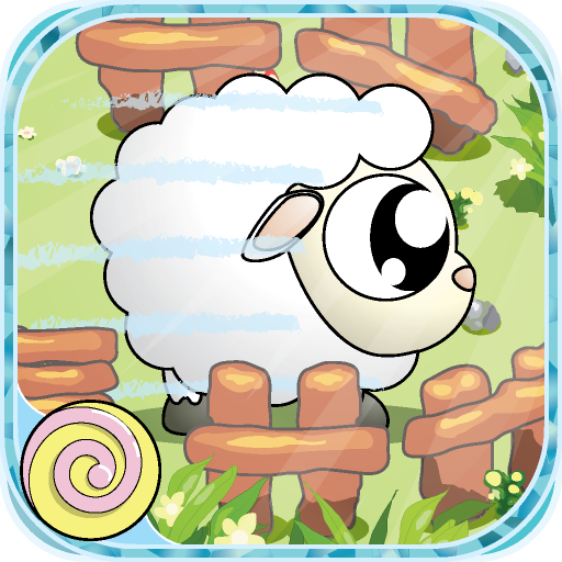 Sheepo Run - Lead sheep away from obstacles -