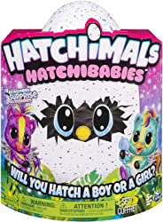 Hatchimals Hatchi Babies Ponette, Toys for Girls, 5 Years & Above, Collectible Toys, Surprise Egg, Robot Toy