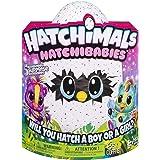 Hatchimals - 6044070 - HatchiBabies Ponette, Baby-Hatchimal mit interaktiven  Accessoires
