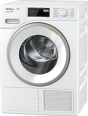 Miele TWF 500 WP Edition Eco Wärmepumpentrockner / Energieklasse A+++ (171kWh/Jahr) / 8 kg Schontrommel / Duftflakon für frisch duftende Wäsche / Startvorwahl und Restzeitanzeige / Knitterschutz